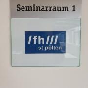 Krisenübung FH St. Pölten - Bertha-von-Suttner-Privatuni